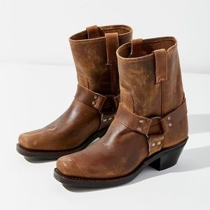 Urban Outfitters x Frye 8R Harness Boot